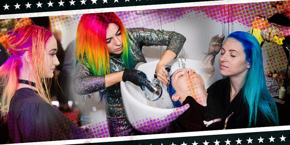 So Färben Sie Ihre Haare | Manic Panic Universität