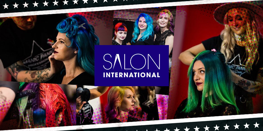 Event: Manic Panic Auf Der Salon International 2019