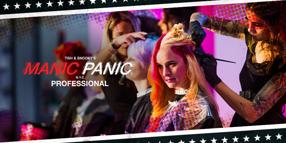 Manic Panic Professional Colour Guide