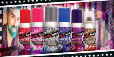 Spray de Coloración Capilar Manic Panic Amplified