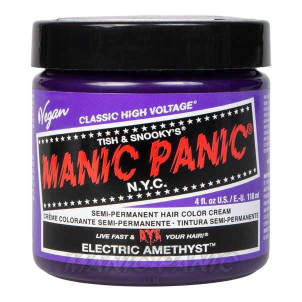 Manic Panic High Voltage Classic Haarfarbe 118ml (Electric Amethyst - Violett)