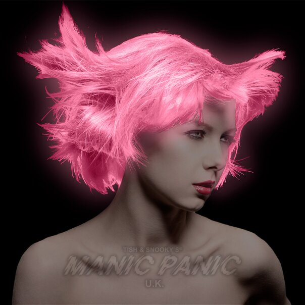 Manic Panic Coloration Semi Permanente Amplified 118ml (Cotton Candy Pink - Rose)
