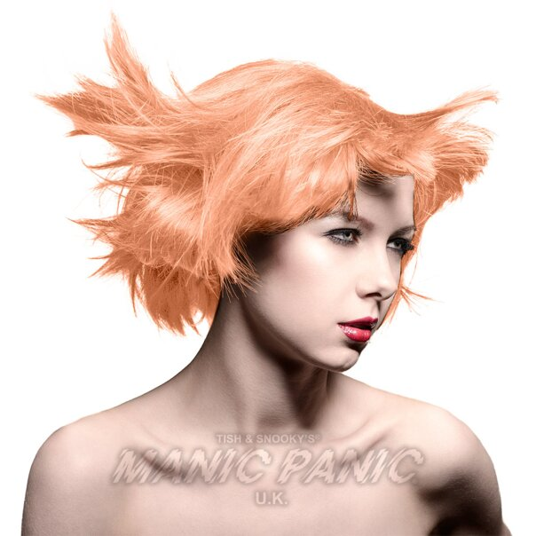 Tintura Per Capelli Creamtones Perfect Pastel Colour Manic Panic  118ml (Dreamsicle - Arancione)
