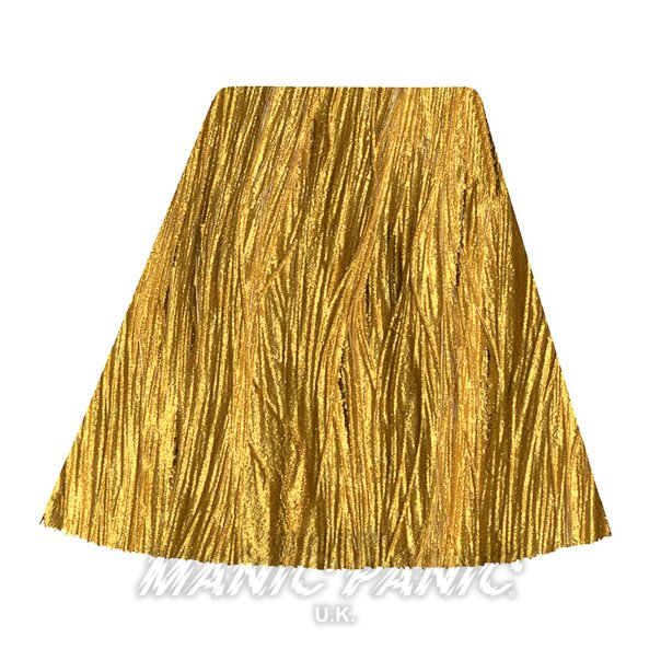 Manic Panic Dye Hard® Temporary Hair Colour Styling Gels (Glam Gold™)