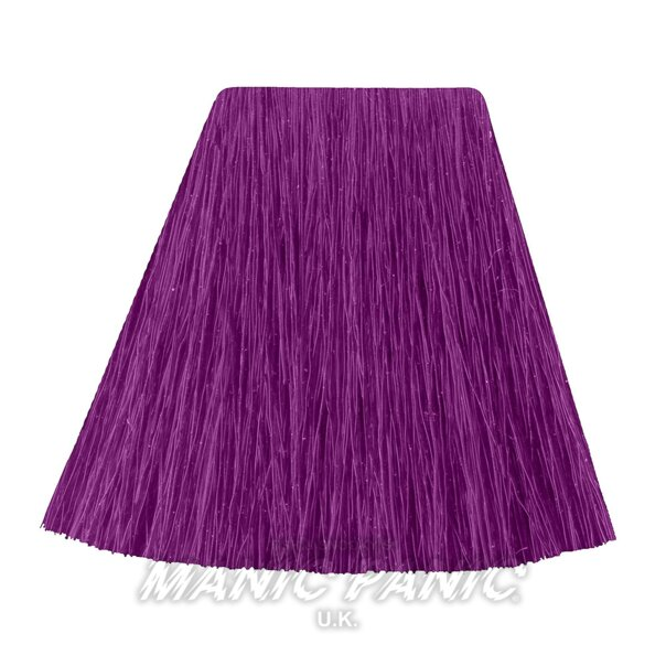 Manic Panic Dye Hard Gel Coiffant Couleur Temporaire (Purple Haze - Violet)