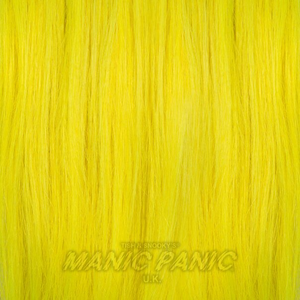 Manic Panic Coloration Semi Permanente Classic High Voltage 25ml (Electric Banana - Jaune)