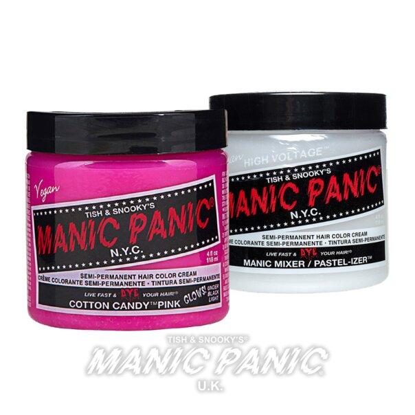 Manic Panic Pastel Candy Kit - Gift Set