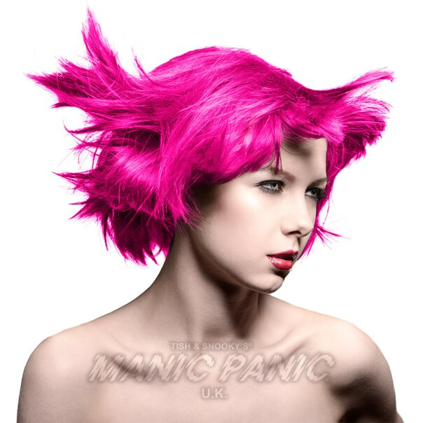 Manic Panic High Voltage Classic Tinte Capilar Semi-Permanente 118ml (Hot Hot Pink - Rosa)