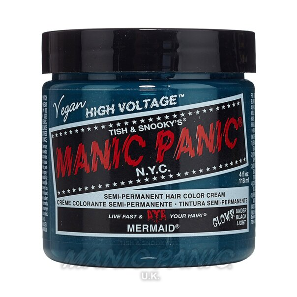 Manic Panic High Voltage® Classic Hair Colour 118ml (Mermaid®)