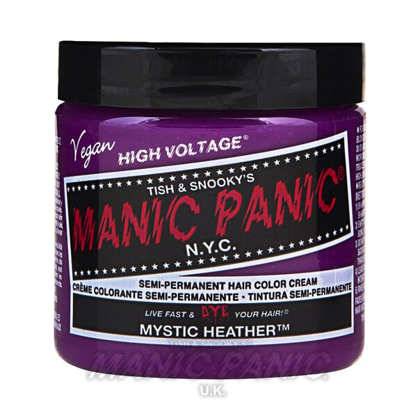 Manic Panic Coloration Semi Permanente Classic High Voltage 118ml (Mystic Heather - Violet)