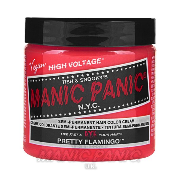 Manic Panic High Voltage Classic Haarfarbe 118ml (Pretty Flamingo - Pink)