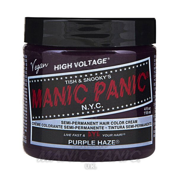 Manic Panic High Voltage Classic Haarfarbe 118ml (Purple Haze - Violett)
