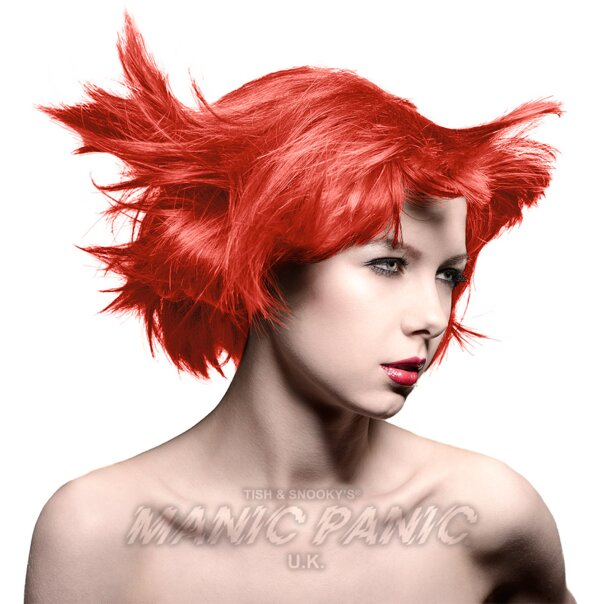 Manic Panic High Voltage® Classic Hair Colour 118ml (Rock 'N' Roll® Red)