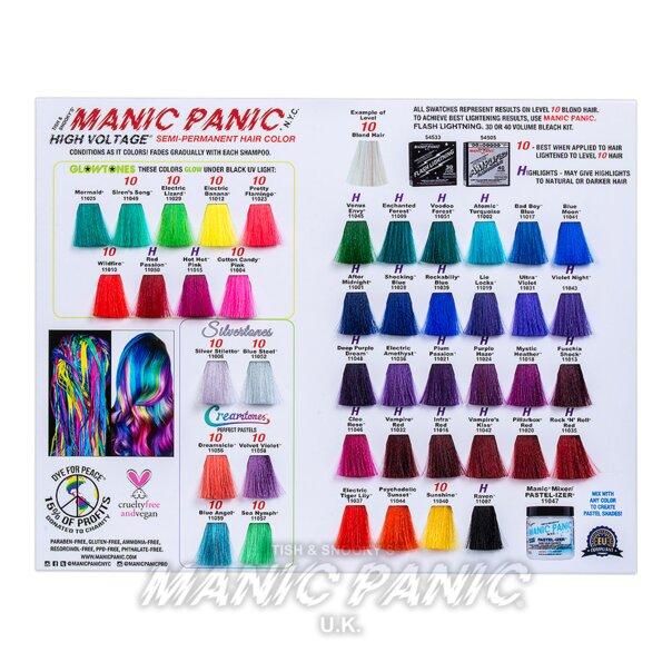 Manic Panic Classic Salon Starter Kit