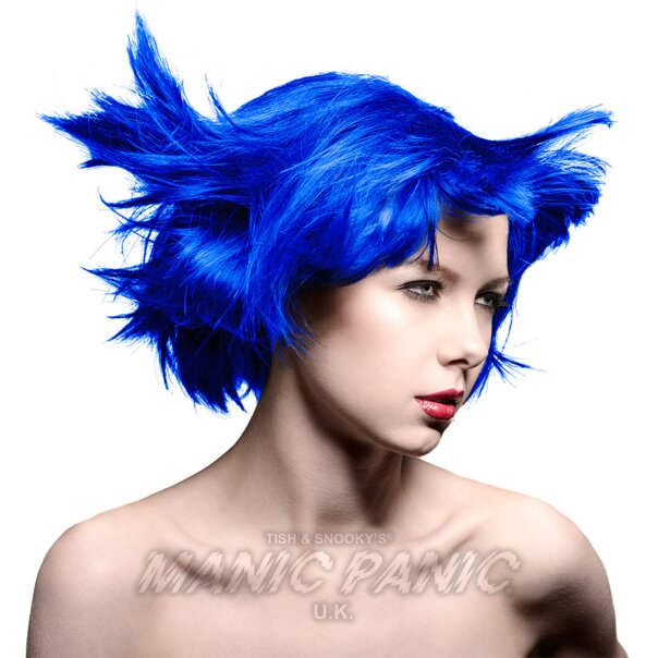 Manic Panic High Voltage® Classic Hair Colour 118ml (Shocking™ Blue)