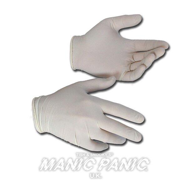 Manic Panic Hair Dye Vinyl Medium Gloves x 100