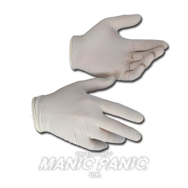 Manic Panic Hair Dye Vinyl Small Gloves x 100