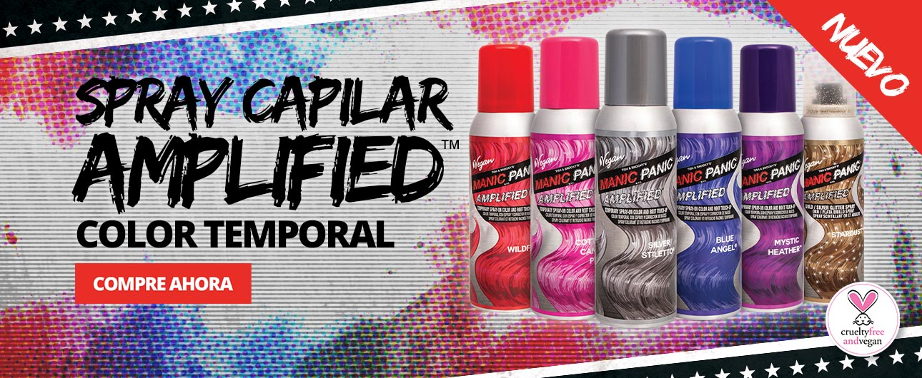 Amplified Hairspray